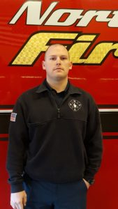 Firefighter/EMT Ryan Jones